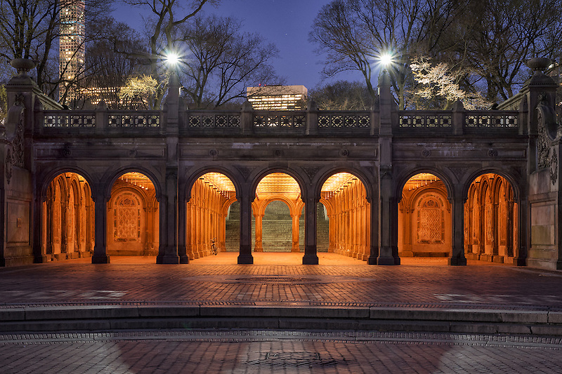 Bethesda Terrace<br />