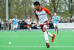 ALMERE - Hockey - Hoofdklasse competitie heren. ALMERE-HGC (0-1) .  Terrance Pieters (Almere) . COPYRIGHT KOEN SUYK