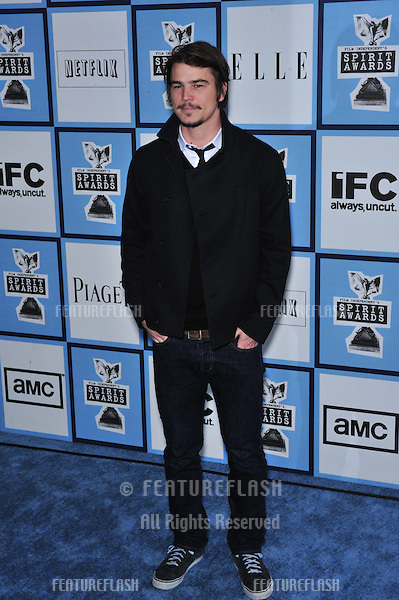 Josh Hartnett at Film Independent's 23rd Annual Spirit Awards on the beach in Santa Monica, CA..February 23, 2008 Santa Monica, CA.Picture: Paul Smith / Featureflash