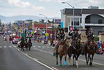 A photograph taken during the Reno Rodeo Parade held in Midtown on Virginia Street on Saturday, June 18, 2016.