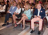 Bigote Arrocet, Teresa Campos, Carmen Borrego and Jose Carlos Bernal
