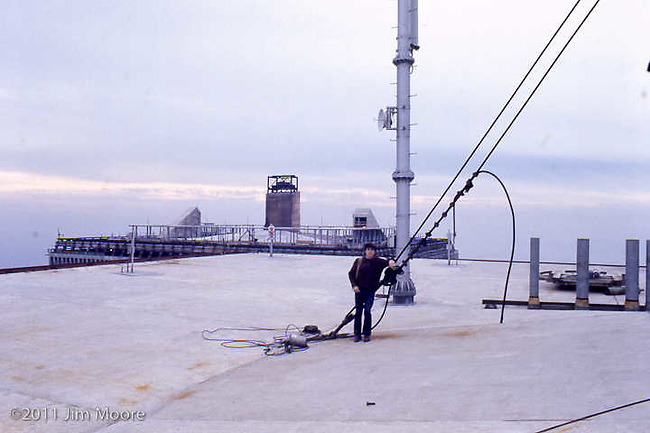 Jim Moore on South Tower of WTC