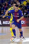 2017-12-12-FC Barcelona Lassa vs Gran Canaria FS: 9-2.