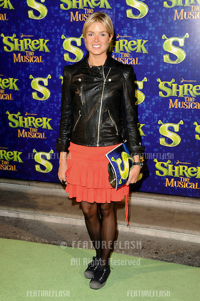 "Isabella Calthorpe arrives for the 1st night party of ""Shrek The Musical"" at Somerset House, London. 14/06/2011  Picture by: Steve Vas / Featureflash"