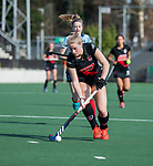AMSTELVEEN -  Ilse Kappelle (A'dam)    tijdens   de oefenwedstrijd tussen Amsterdam en Laren dames   COPYRIGHT KOEN SUYK