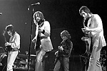 Eric Clapton 1973 Rainbow Theatre comeback concert here with Pete Townshend and Ron Wood. <br />