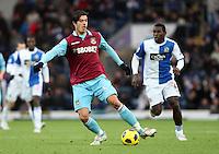 101218 Blackburn Rovers v West Ham Utd