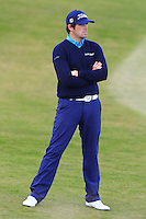 Nacho Elvira (ESP) on the 7th fairway during Round 3 of the 2015 Alfred Dunhill Links Championship at Kingsbarns in Scotland on 3/10/15.<br /> Picture: Thos Caffrey | Golffile