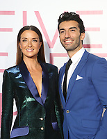 7 March 2019 - Los Angeles, California - Emily Baldoni, Justin Baldoni. The Premiere Of Lionsgate's &quot;Five Feet Apart&quot; held at Fox Bruin Theatre. <br /> CAP/ADM/FS<br /> &copy;FS/ADM/Capital Pictures