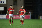 Felix Jones and Luke O'Dara..Celtic League.Cardiff Blues v Munster.02.11.12.©Steve Pope