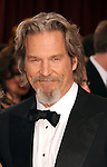 HOLLYWOOD, CA. - March 07: Actor Jeff Bridges  arrives at the 82nd Annual Academy Awards held at the Kodak Theatre on March 7, 2010 in Hollywood, California.