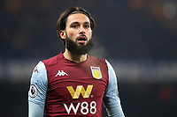 Jota of Aston Villa during Chelsea vs Aston Villa, Premier League Football at Stamford Bridge on 4th December 2019