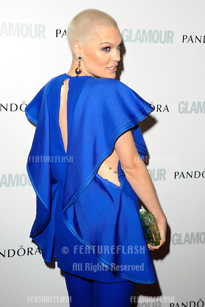 Jessie J arriving for the 013 Glamour Women of The Year Awards, Berkeley Square, London. 04/06/2013 Picture by: Steve Vas / Featureflash