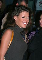 New York City<br /> 2002 <br /> ELIZABETH KISSELSTEIN CORD<br /> Photo By John Barrett-PHOTOlink.net/MediaPunch