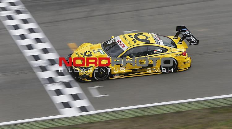 DTM 2015, 01.Lauf Hockenheimring, 01.05. - 03.05.15 <br /> Timo Glock (DEU#16) BMW Team MTEK BMW M4 DTM <br /> <br /> <br /> <br /> Foto &copy; nordphoto /  Bratic