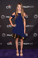 LOS ANGELES - SEP 12:  Reylynn Caster at the CBS - Me, Myself and I PaleyFest Fall Preview at the Paley Center for Media on September 12, 2017 in Beverly Hills, CA