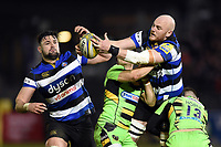 Bath v Northampton Saints : 10.02.18