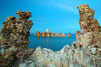 Mono Lake, near Lee Vining, California.