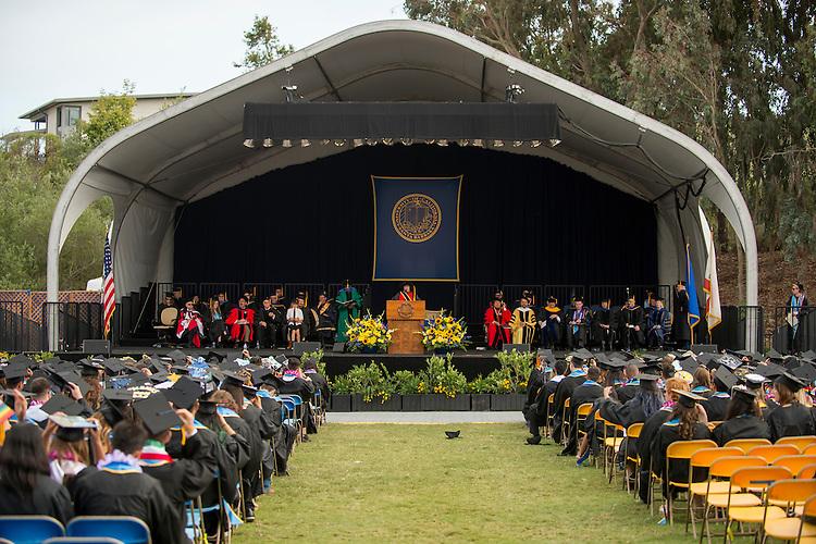 Commencement UCSB 2015 Social Sciences 1