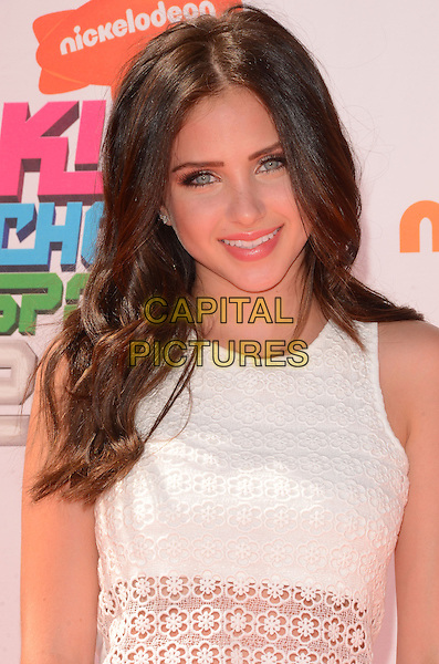 17 July 2014 - Los Angeles, California - Ryan Newman. Arrivals for the Nickelodeon Kids' Choice Sports Awards 2014 held at UCLA's Pauley Pavilion in Los Angeles, Ca.  <br /> CAP/ADM/BT<br /> &copy;Birdie Thompson/AdMedia/Capital Pictures