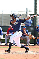 Rymer Liriano, San Diego Padres minor league spring training..Photo by:  Bill Mitchell/Four Seam Images.