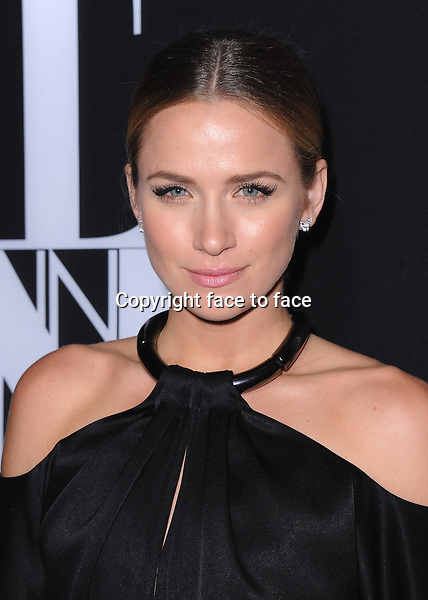 HOLLYWOOD, CA - APRIL 22: Shantel VanSanten at ELLE 5th Annual Women in Music at Avalon on April 22, 2014 in Hollywood, California.PGSK/MediaPunch<br /> Credit: MediaPunch/face to face<br /> - Germany, Austria, Switzerland, Eastern Europe, Australia, UK, USA, Taiwan, Singapore, China, Malaysia, Thailand, Sweden, Estonia, Latvia and Lithuania rights only -