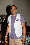 """Lamman Rucker (AMC """"Garret Williams"""" and ATWT """"T Marshall Travers"""" attends The National Black Theatre Festival with a week of plays, workshops and much more with an opening night gala of dinner, awards presentation followed by Black Stars of the Great White Way followed by a celebrity reception. It is an International Celebration and Reunion of Spirit. (Photo by Sue Coflin/Max Photos)"""