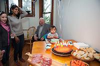 Isaac's 1st Birthday!!