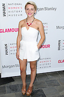 LOS ANGELES, CA, USA - AUGUST 23: Addison Timlin arrives at The National Women's History Museum and Glamour Magazine's 3rd Annual Women Making History Brunch held at the Skirball Cultural Center on August 23, 2014 in Los Angeles, California, United States. (Photo by Xavier Collin/Celebrity Monitor)