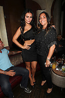JWOWW and Jennifer Graziano attend Inked Magazine release party celebrating August issue, New York. July 17, 2012 &copy; Diego Corredor/MediaPunch Inc. /NortePhoto.com<br />