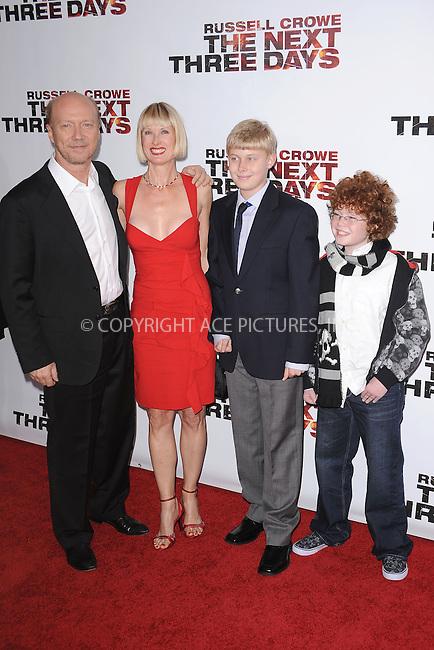 WWW.ACEPIXS.COM . . . . . .November 9, 2010...New York City...Paul Haggis attends New York Special Screening of Lionsgate's New Film The Next Three Days at the Ziegfeld Theater on November 9, 2010 in New York City....Please byline: KRISTIN CALLAHAN - ACEPIXS.COM.. . . . . . ..Ace Pictures, Inc: ..tel: (212) 243 8787 or (646) 769 0430..e-mail: info@acepixs.com..web: http://www.acepixs.com .