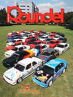 BMW CCA Roundel Magzine cover photography by Jon van Woerden