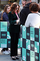 NEW YORK, NY - OCTOBER 2: Patricia Heaton at AOL's Build Series in New York City on October 2, 2017. <br /> CAP/MPI/RW<br /> &copy;RW/MPI/Capital Pictures