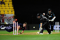 180303 One Day International Cricket - NZ Black Caps v England