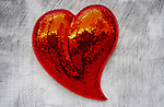 This Mosaic Heart is one of many treasures that can be found while tour around Los Angeles California, i took this photo on one of my photo walk about's February 10, 2018 @Fitzroy Barrett