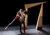 Rambert Dance <br /> New Choreography at The Place, London, Great Britain <br /> 16th December 2014 <br /> <br /> Related <br /> by Pierre Tappon <br /> <br /> danced by<br /> <br /> Antonia Hewitt <br /> Stephen Wright <br /> <br /> <br /> <br /> Photograph by Elliott Franks <br /> Image licensed to Elliott Franks Photography Services