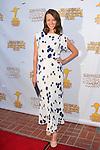 BURBANK - JUN 26: Amy Acker at the 39th Annual Saturn Awards held at Castaways on June 26, 2013 in Burbank, California