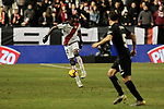 Rayo Vallecano's Giannelli Imbula during La Liga match between Rayo Vallecano and CD Leganes at Vallecas Stadium in Madrid, Spain. February 04, 2019. (ALTERPHOTOS/A. Perez Meca)