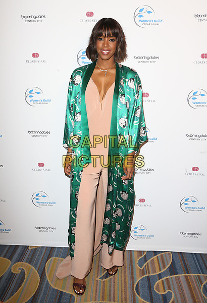 BEVERLY HILLS, CA - April 20: Kelly Rowland, At 2017 Women's Guild Cedars-Sinai Annual Spring Luncheon At The Beverly Wilshire Four Seasons Hotel In California on April 20, 2017. <br /> CAP/MPI/FS<br /> &copy;FS/MPI/Capital Pictures