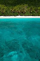 Honeymoon Beach<br /> Virgin Islands National Park<br /> St. John<br /> U.S. Virgin Islands
