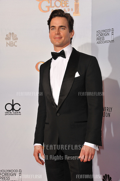 Matt Bomer at the 68th Annual Golden Globe Awards at the Beverly Hilton Hotel..January 16, 2011  Beverly Hills, CA.Picture: Paul Smith / Featureflash