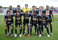 Philadelphia Union Starting Elven.  The Philadelphia Union defeated D.C. United 2-1in extra time at the round of sixteen of the Lamar Hunt U.S. Open Cup at The Maryland SoccerPlex, Tuesday June 6, 2012.