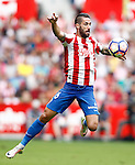 Sporting de Gijon's Lillo during La Liga match. September 24,2016. (ALTERPHOTOS/Acero)