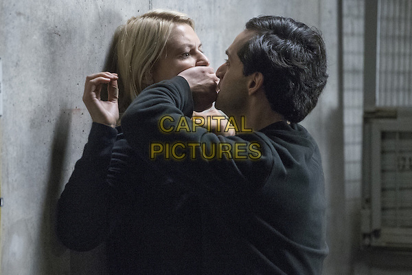 Homeland (2011-)<br /> (Season 5)<br /> Claire Danes, Alireza Bayram<br /> *Filmstill - Editorial Use Only*<br /> CAP/FB<br /> Image supplied by Capital Pictures