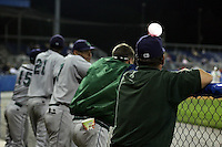 September 5 2008:  Images from the Jamestown Jammers, Class-A affiliate of the Florida Marlins, during a game at Russell Diethrick Park in Jamestown, NY.  Photo by:  Mike Janes/Four Seam Images