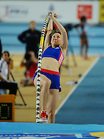 PICTURE BY Dave Winter/SWPIX.COM - Olympics 2012 - Medal hopes for France......Copyright - Simon Wilkinson - 07811267706.....Vanessa BOSLAK - Pole Vault.....