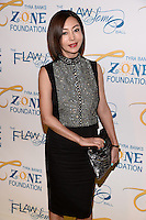 NEW YORK, NY - MAY 6, 2014: Actress Hwang Cine attends the Tyra Banks'  Flawsome Ball 2014 , at Cipriani Wall Street ,May 6 , 2014 in New York City  HP/StarlitePics