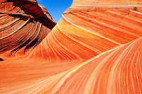 The Wave - Paria Canyon, Arizona,Cyote Buttes, Utah