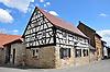 Fachwerkhaus in Gau-Weinheim