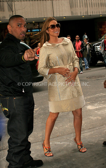 WWW.ACEPIXS.COM . . . . .  ....NEW YORK, APRIL 12, 2006....Mariah Carey makes a guest appearance at TRL.....Please byline: NANCY RIVERA- ACEPIXS.COM.... *** ***..Ace Pictures, Inc:  ..Craig Ashby (212) 243-8787..e-mail: picturedesk@acepixs.com..web: http://www.acepixs.com
